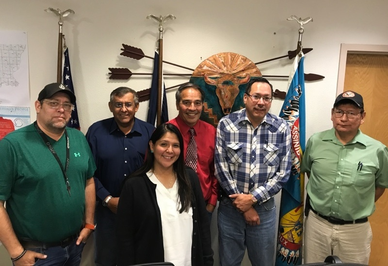 Tribal Council of the Fort Peck Assinboine & Sioux Tribes