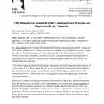 UDB's Honor Keeler appointed to Native American Graves