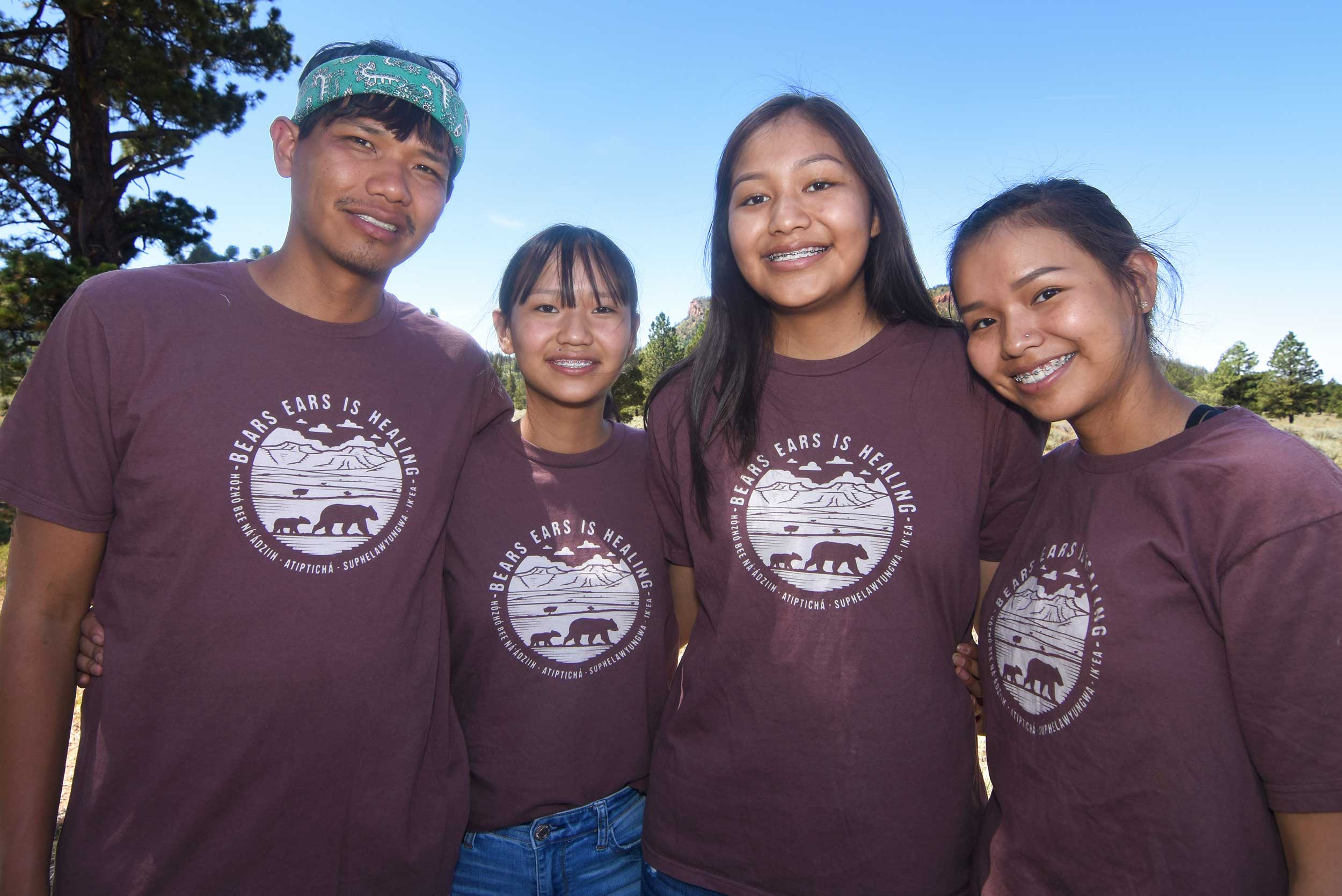 Bears Ears Is Healing Shirts