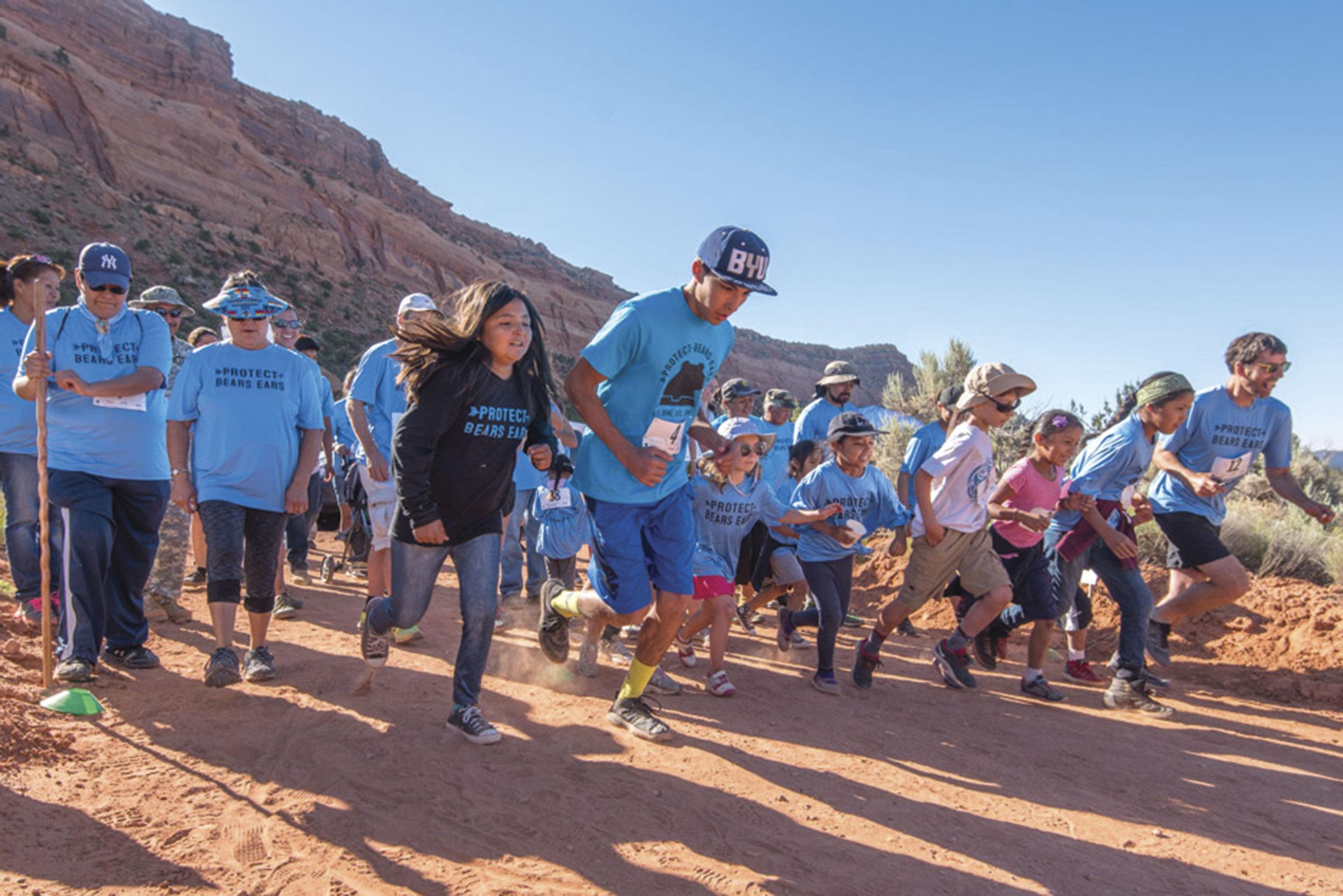 Bears Ears Inter-Tribal Gathering 5k/10k!